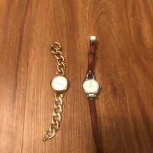 Accessories - Fossil watch set